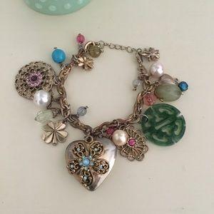 Anthropologie Charm Bracelet